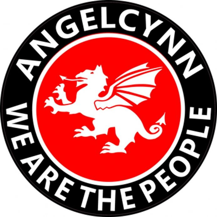 "Angelcynn ""The People"" Car Window Sticker"